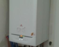 Remplacement Installation d'une Chaudière Condensation et Plombier à Bouaye