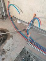 circuits de chauffage et sanitaire