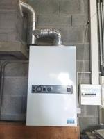 chaudière à remplacer: chaudière frisquet gaz liner non condensation