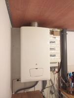 chaudière à remplacer: chaudière saunier duval C25E non condensation
