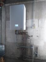 chaudière de remplacement: chaudière frisquet gaz condensation hydromotrix