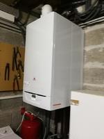 chaudière de remplacement: chaudière gaz condensation saunier duval isotwin F25