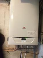 chaudière de remplacement et changer de place: chaudière condensation saunier duval isotwin F25
