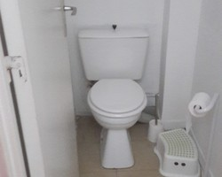 HERVOUET PLOMBERIE - Rezé - Rénovation de WC à saint Sébastien sur Loire