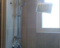 Rénovation création d'une salle de bain à vertou
