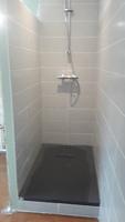 Rénovation création d'une salle de bain à saint sébastien sur loire