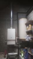 chaudière à changer: chaudière gaz non condensation saunier duval thelia 23 avec son ballon