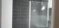 salle de bain après