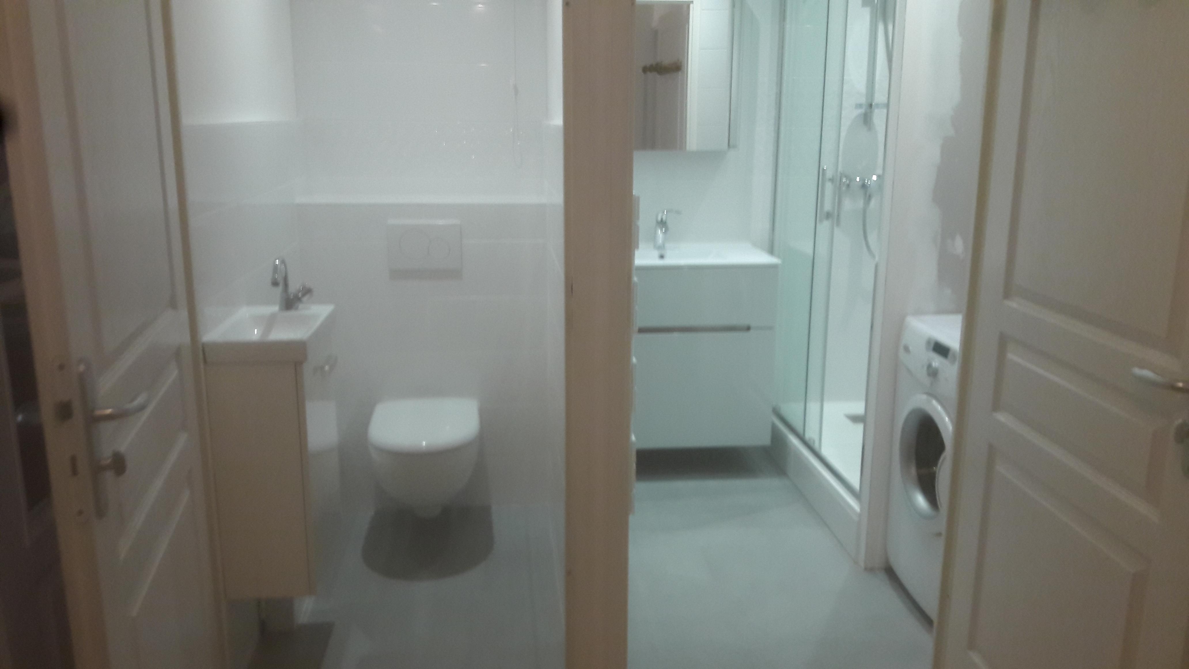 plombier Bouguenais: Rénovation de salle de bains à Bouguenais