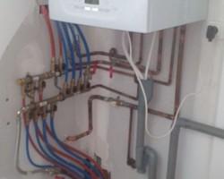 Plombier Bouaye : chauffagiste - création installation de chauffage - remplacement d'une chaudière à bouaye