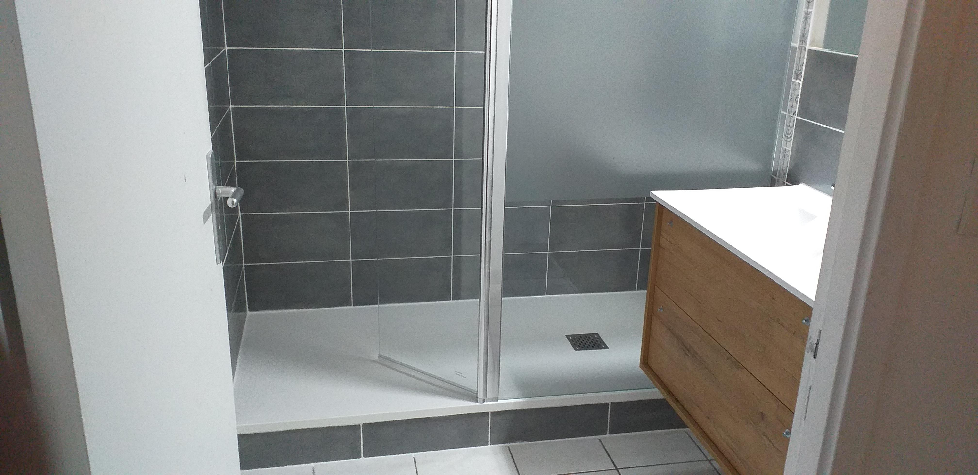 la montagne: rénovation de salle de bains